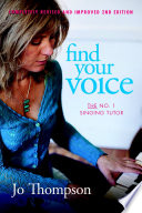 Find Your Voice     The No  1 Singing Tutor