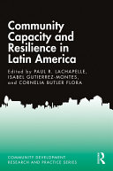 Pdf Community Capacity and Resilience in Latin America Telecharger