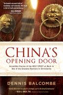 Pdf China's Opening Door