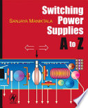 Switching Power Supplies A Z