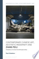 Contemporary Chinese Art  Aesthetic Modernity and Zhang Peili
