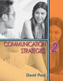 Communication Strategies 2