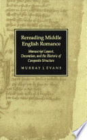 Rereading Middle English Romance