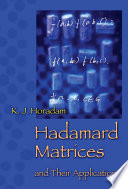 Hadamard Matrices and Their Applications