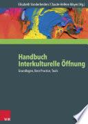 Handbuch Interkulturelle Öffnung  : Grundlagen, Best Practice, Tools
