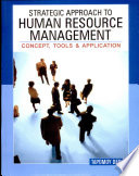 """Strategic Approach to Human Resource Management"" by Tapomoy Deb"