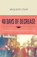 40 Days of Decrease Pdf/ePub eBook