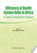 Efficiency of Health System Units in Africa Book