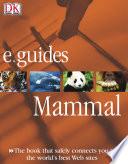 Dk Google E Guides Mammal Book PDF
