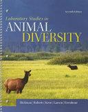 Laboratory Studies for Animal Diversity