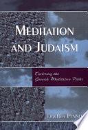 Meditation and Judaism