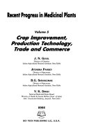 Crop Improvement  Production Technology  Trade and Commerce Book