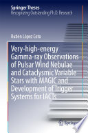 Very High Energy Gamma Ray Observations Of Pulsar Wind Nebulae And Cataclysmic Variable Stars With Magic And Development Of Trigger Systems For Iacts