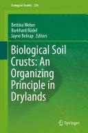 Biological Soil Crusts: An Organizing Principle in Drylands Pdf/ePub eBook