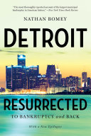 Detroit Resurrected: To Bankruptcy and Back Pdf/ePub eBook