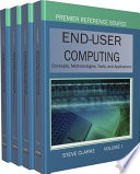 End User Computing Concepts Methodologies Tools And Applications