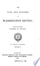 The Life and Letters of Washington Irving Book PDF