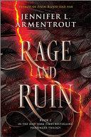 Rage and Ruin Book PDF