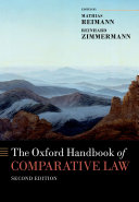 The Oxford Handbook of Comparative Law