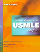 Insider s Guide to the USMLE Step 2