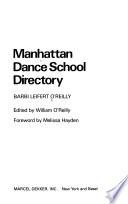 Manhattan Dance School Directory