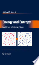 Energy and Entropy Book