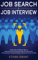 Job Search and Job Interview  2 in 1 Book