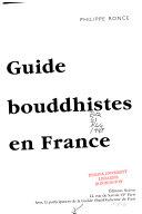 Guide des centres bouddhistes en France