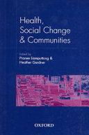 Health Social Change Communities