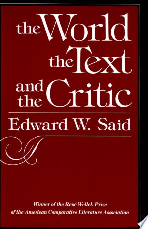 The+World%2C+the+Text%2C+and+the+Critic