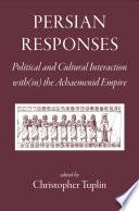 Persian Responses Book