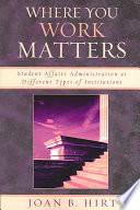Where You Work Matters Book