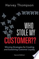 Who Stole My Customer?? Pdf/ePub eBook