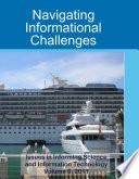 Navigating Information Challenges