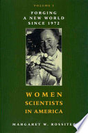 Women Scientists in America