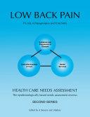 Health Care Needs Assessment Pdf/ePub eBook