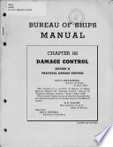 Bureau of Ships Manual  Vapor compression distilling plants  1948