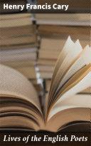 Lives of the English Poets [Pdf/ePub] eBook