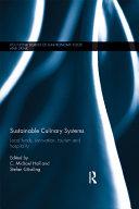 Sustainable Culinary Systems Pdf/ePub eBook