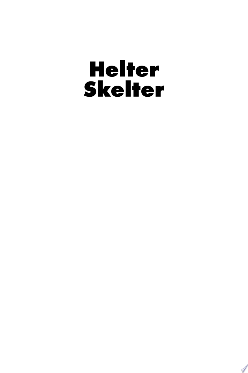 Helter Skelter: The True Story of the Manson Murders banner backdrop