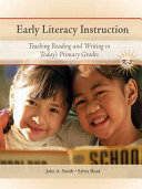 Early Literacy Instruction Book