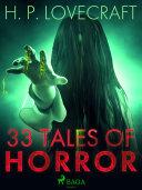 33 Tales of Horror [Pdf/ePub] eBook