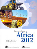 Economic Report On Africa Book PDF