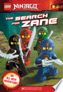 Lego Ninjago The Search For Zane Chapter Book 7