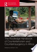 Routledge Handbook Of Counterterrorism And Counterinsurgency In Africa