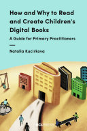 Pdf How and Why to Read and Create Children's Digital Books