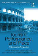 Tourism  Performance  and Place