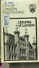 Libraries of London