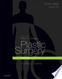 """Plastic Surgery E-Book: Volume 1 Principles"" by Geoffrey C Gurtner, Peter C. Neligan"