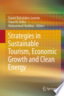 Strategies in Sustainable Tourism  Economic Growth and Clean Energy